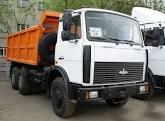 Вывоз мусора строительного,  грунта