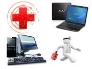 Выездной ремонт компьютеров и ноутбуков. Оперативно. Гарантия