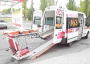 специализированный транспорт для перевозки инвалидов