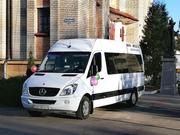 Пассажирские перевозки. Аренда. микроавтобуса 17 мест +375297019472